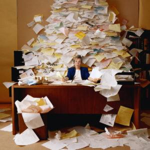travail bureau stress